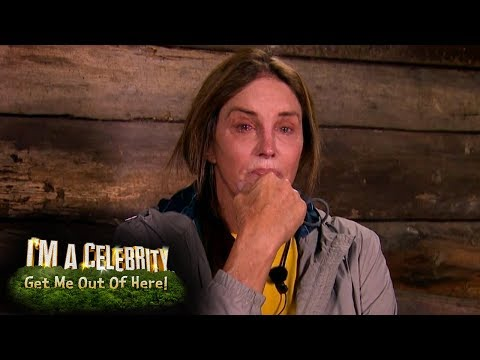 Caitlyn Has Doubts During Her First Night In Camp I M A