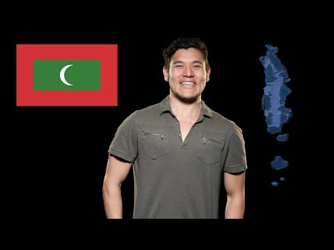Geography Now! MALDIVES