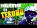Buscando TESOROS en el BOSQUE ENCANTADO (ME VUELVO LOCO)// ElNardius Motovlog