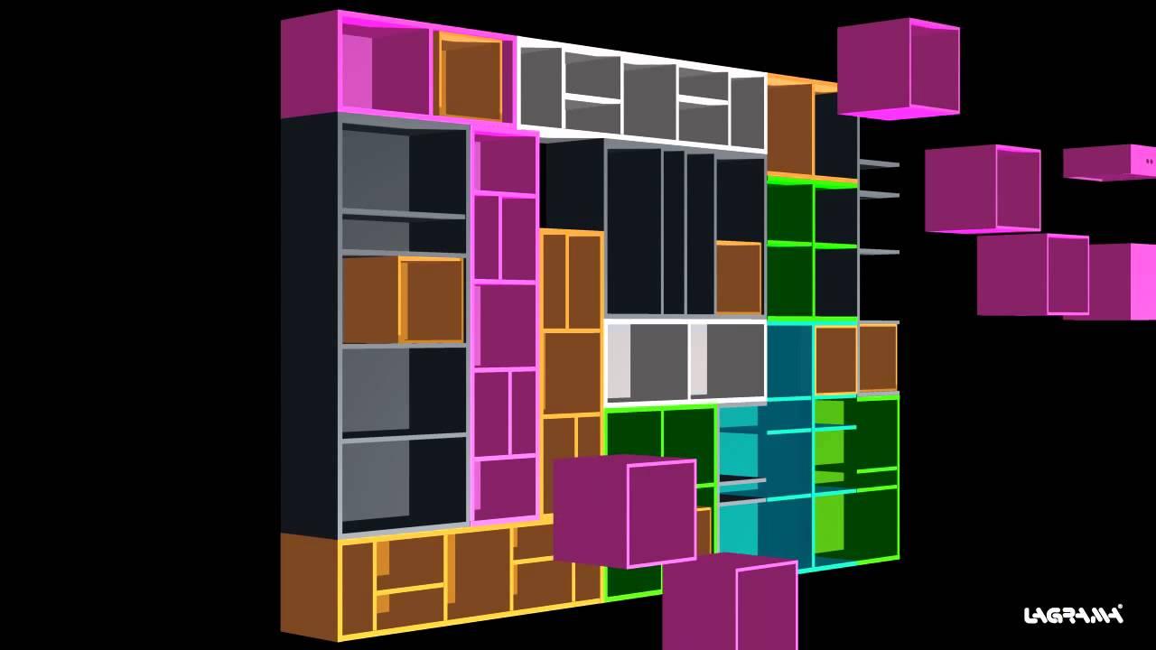 Dormitorios juveniles estanter a modular - Elmenut com ...