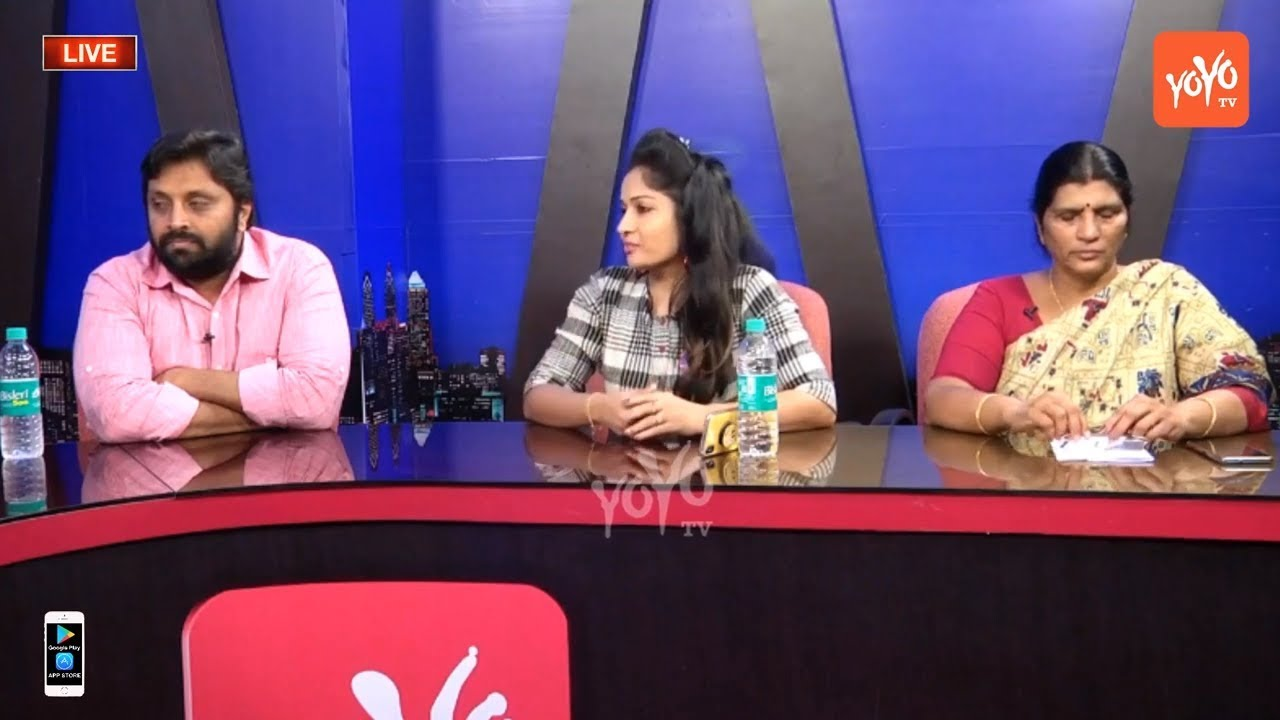 Special Debate With Madhavi Latha & Laxmi Parvathi   Telangana Elections    TRS   Congress   YOYO TV
