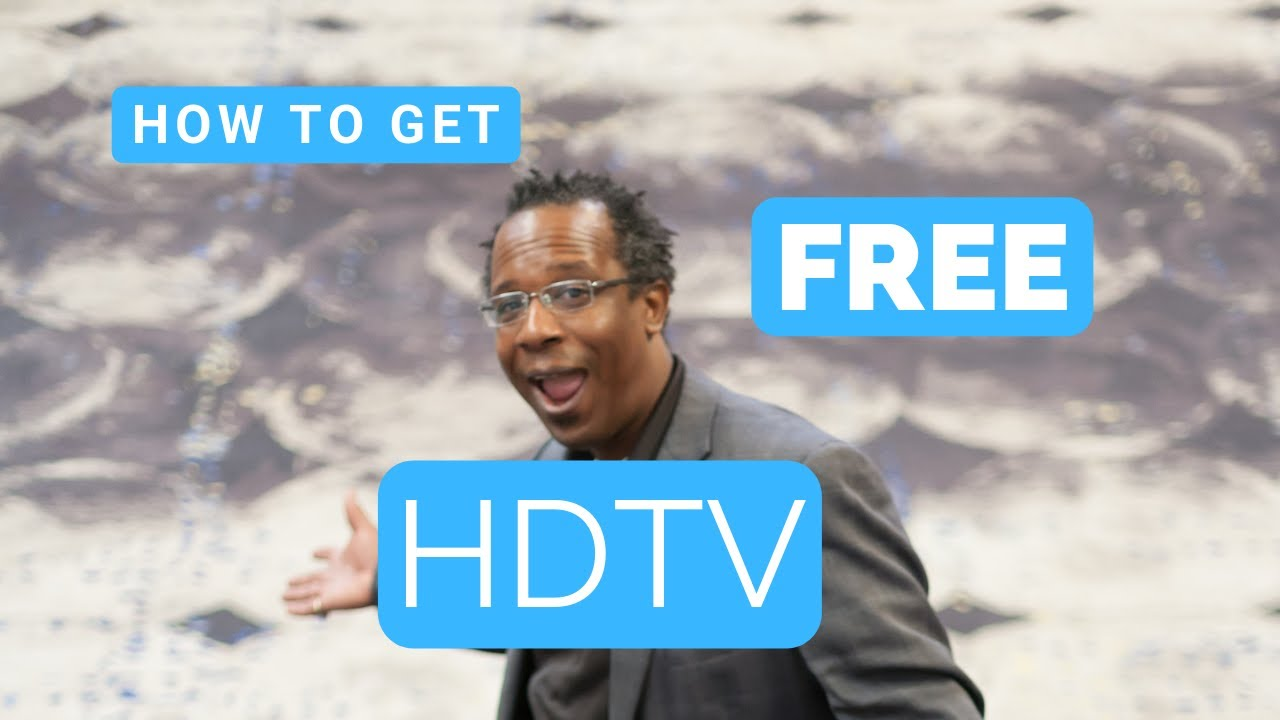How To Get Free Hd Tv Without Buying An Antenna Youtube