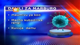 Watu 4 wahofiwa kuambukizwa ugonjwa wa Marburg