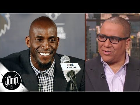 How to start fixing the Timberwolves? 'Get KG back in there,' Marc J. Spears says | The Jump