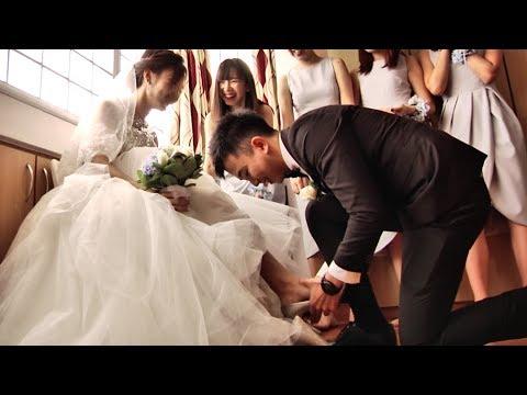 Chinese Wedding Actual Day - Jit Hin & Pei Xian