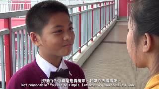 小學生組 亞軍:司奧易,高!