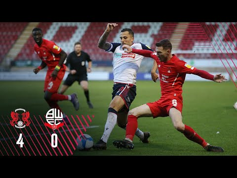 Leyton Orient Bolton Goals And Highlights