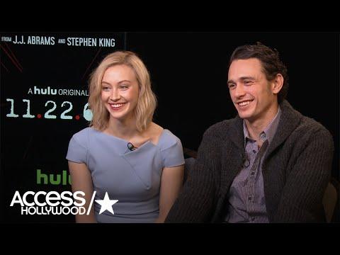 James Franco & Sarah Gadon On Advantages Of Making '11.22.63' For Hulu