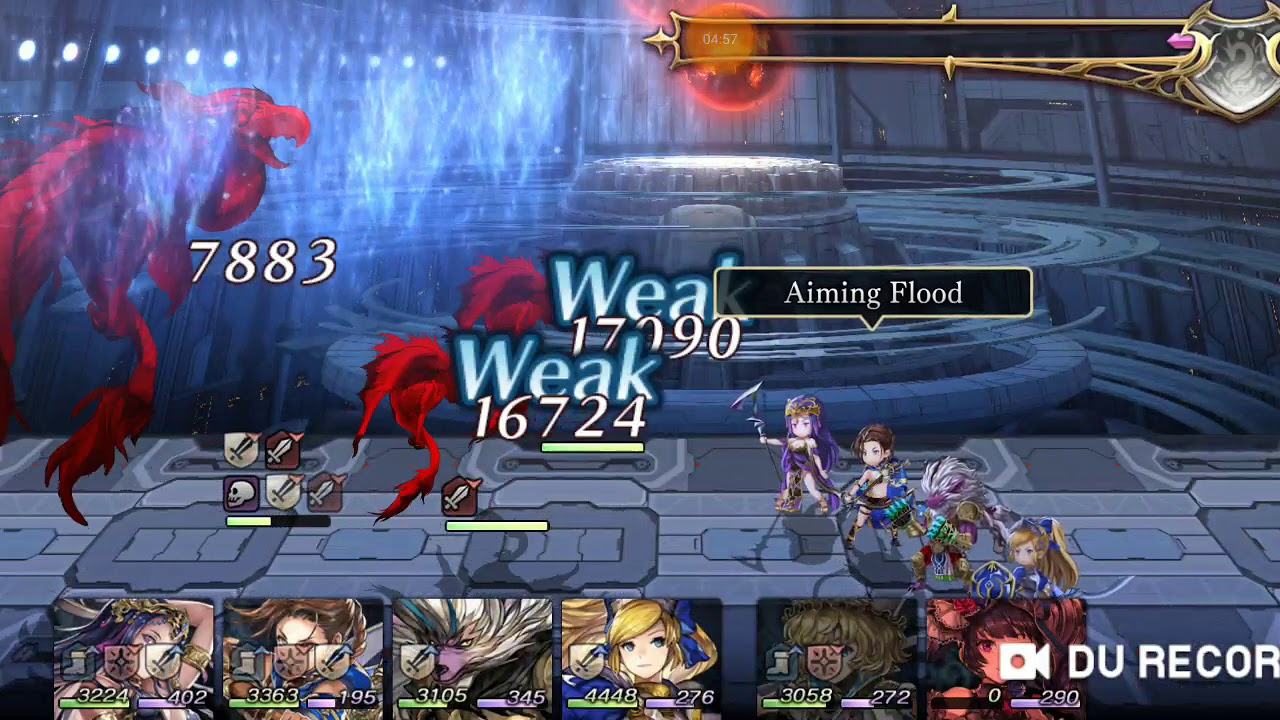 Another Eden Flame Eater L80