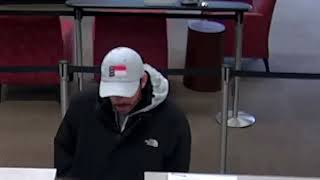 Wells Fargo robbery, Charlotte, NC, March 11, 2019