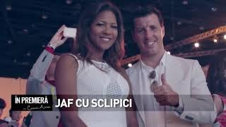 În premieră - Jaf cu sclipici