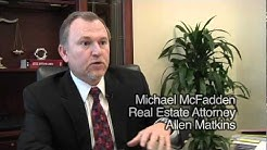 How to Determine Fair Market Rental Rates when Leasing Space - Michael McFadden