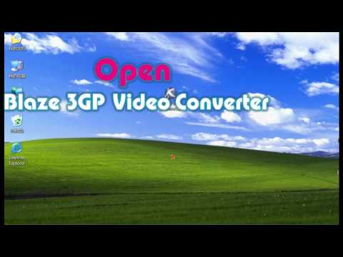 How to converter MP2 to MP3 with Blaze 3GP Converter Suite