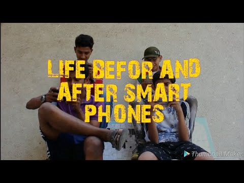 Life Before And After Smartphones-|carry on Buddy|