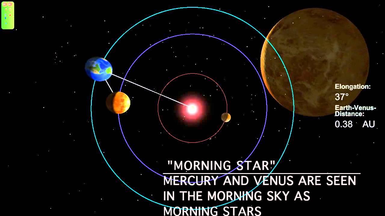 Evening Star Rising