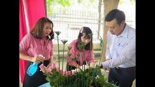 Hội thi Cắm Hoa nhân ngày 8/3 Sở LĐ TBXH Đồng Nai