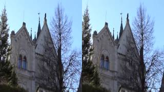 Путевые заметки.Германия,октябрь 2012.Нойшванштайн 3D(Наверное, мало кто не знает об этом замке, расположившемся в очень живописной местности Баварии, в предгорь..., 2012-11-10T06:51:47.000Z)