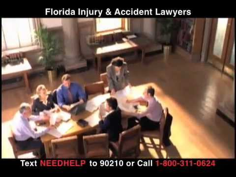 Florida Slip and Fall Lawyers - Miami Florida Injury Lawyer