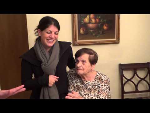 Funny Italian Grandma