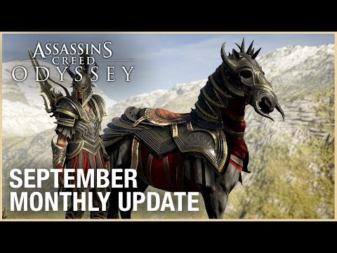 Assassin's Creed Odyssey's DLC watch has nearly ended