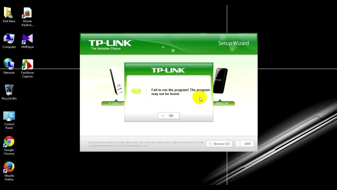 TP-LINK TÉLÉCHARGER GRATUITEMENT DRIVER TL-WN821N