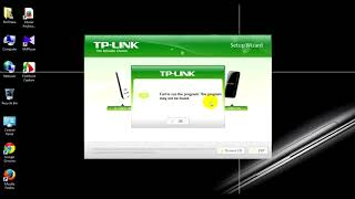Install driver TP-LINK TL-WN823N 300 Mbps Mini Wireless and USB Adapter, 2.4 GHz