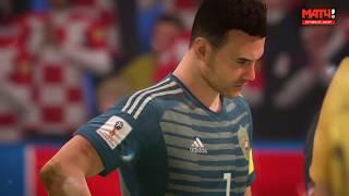 Фото ЧМ 2018  Россия Vs Хорватия ● 14⚽F FA World Cup Russia 2018 HD