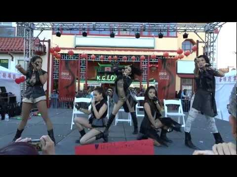 Blush-Electric (Lunar New Year Festival-Chinatown)