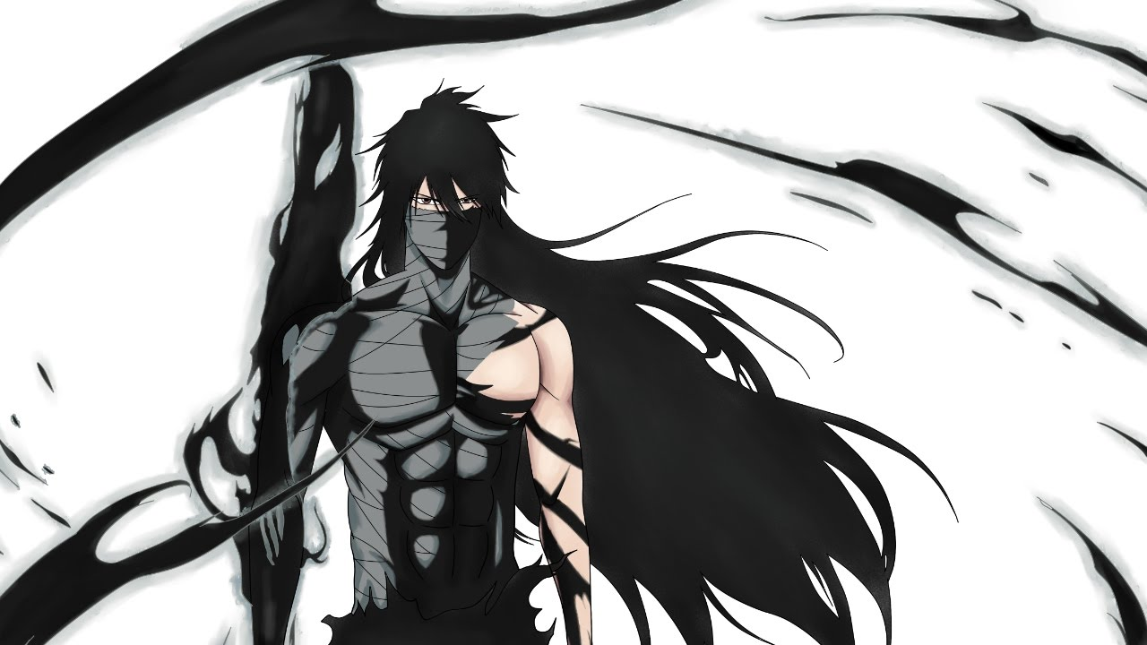 How To Draw Ichigo Getsuga Tensho (step By Step)