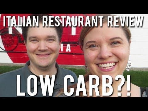 NORTH ITALIA | �� Low Carb Dinner at a New Italian Restaurant?!