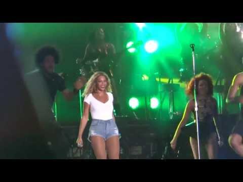 Beyonce dança