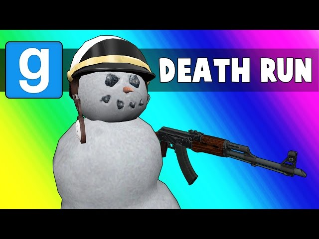 Gmod Deathrun Funny Moments - Canada Edition! (Garrys Mod Sandbox)