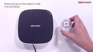 HIKVISION DS-PWA32-HGR(WHITE) vidéo