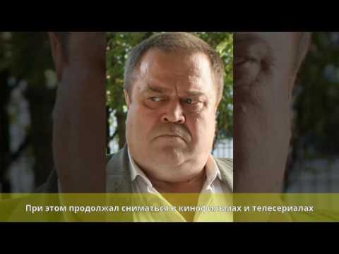Ильин, Александр Александрович (актёр) - Биография