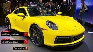 2020 Porsche 911 Carrera S – Redline: First Look – 2018 LA Auto Show