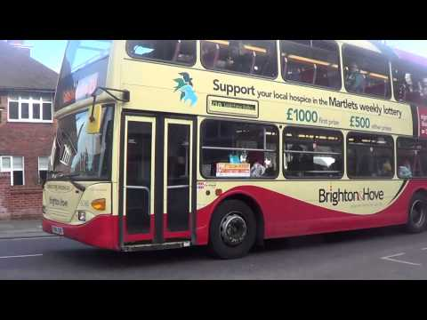 Brighton Amp Hove Bus Route 21a Passing The Drive Street In