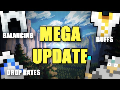 Drop Rates INCREASED?! RotMG MEGA Update Overview