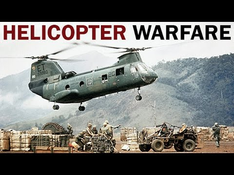 Helicopter Warfare in the Vietnam War | US Army Documentary | 1969