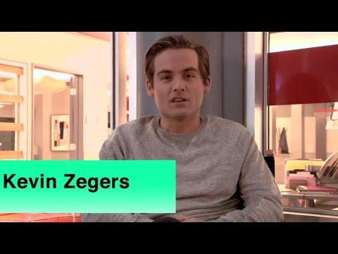Kevin Zegers Spills Mortal Instrument Secrets!