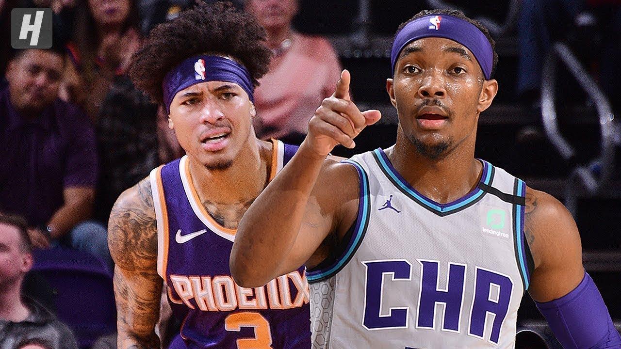 Download Phoenix Suns vs Charlotte Hornets - Full Game Highlights January 12, 2020 NBA Season