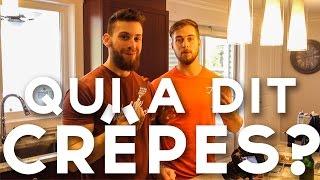 Qui A Dit Crêpes?   Recette santé avec Maxime Patenaude