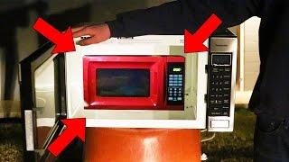 Microwaving A Microwave