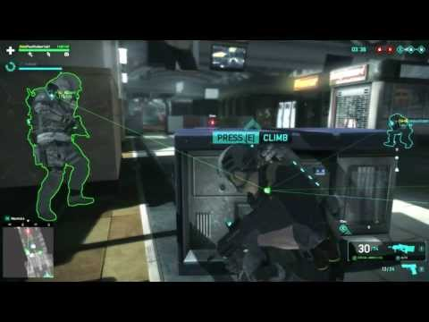 Ghost Recon Online. Paul Walker, Grinder и BlackOverlord на Marcov Station. Nice Teamwork .