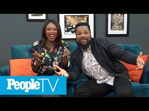 Yvette Nicole Brown Fought To have Malcolm Jamal Warner Play Her Husband On 'Community' | PeopleTV