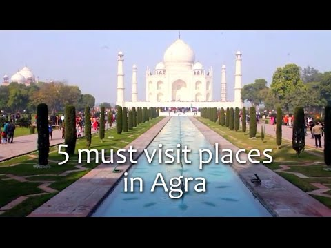 5 must visit places in Agra for Barack Obama