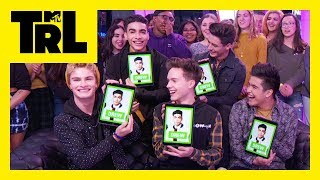 In Real Life Test Their Knowledge of Each Other | Most Likely To... | TRL Weekdays at 4pm