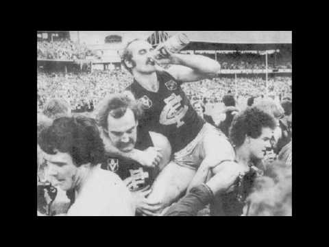 1979 Grand Final Carlton vs Collingwood - 3KZ Highlights including after game interviews