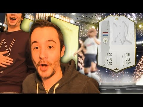 OPENING MY ICON SBC PACK, OMG!!! - FIFA 19 ULTIMATE TEAM PACK OPENING thumbnail