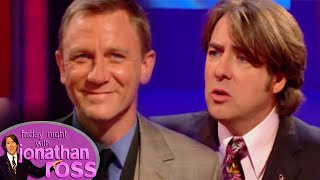 Daniel Craig Had To Have Surgery On His Arm! | Friday Night With Jonathan Ross