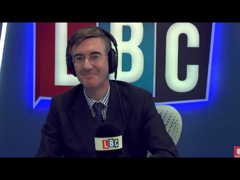 Jacob Rees-Mogg Host LBC: Brexit Negotiations. 1/3 - 23rd October 2017